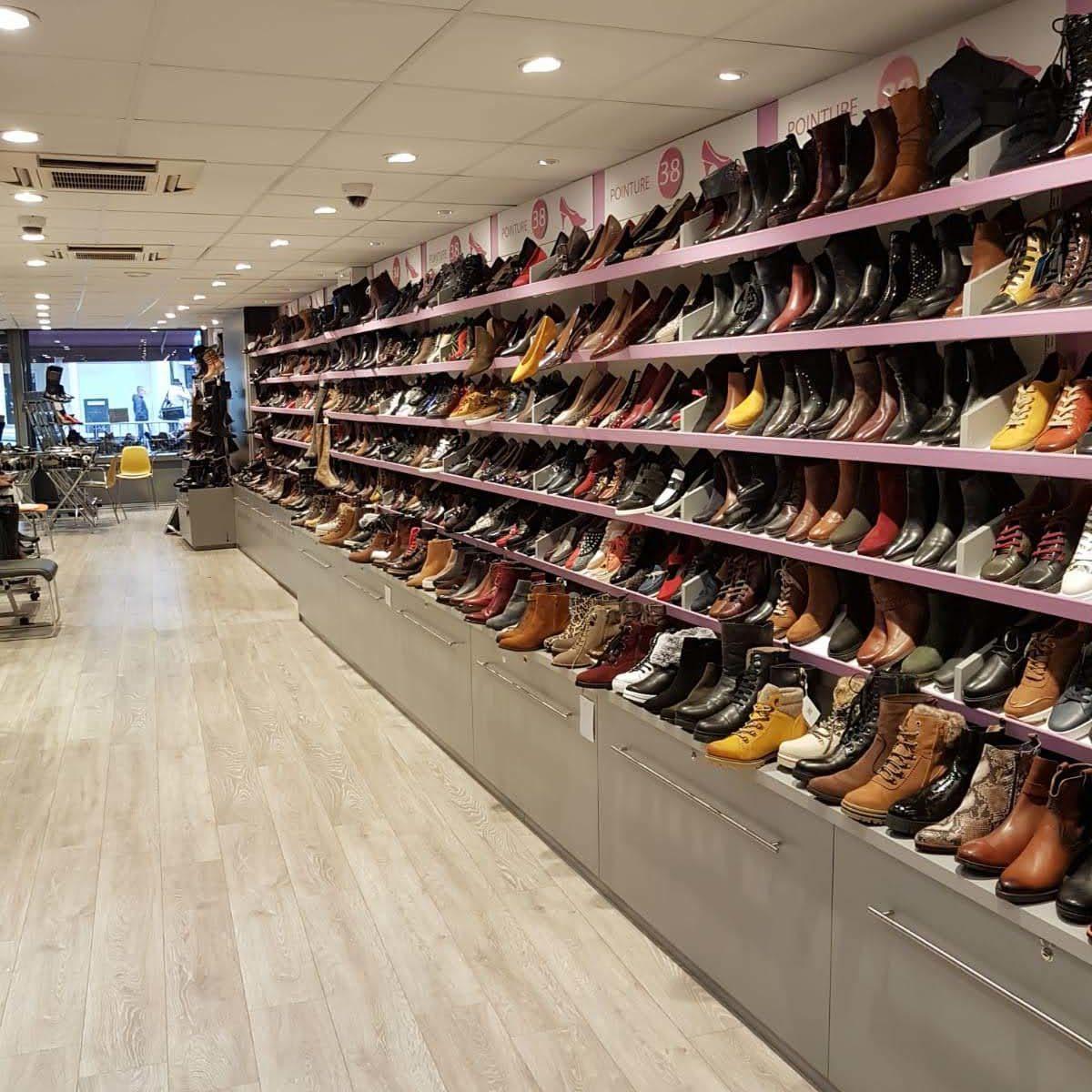 Rayon femme Felix shoes